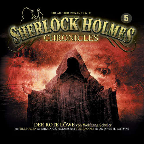 Sherlock Holmes Chronicles, Folge 5: Der rote Löwe