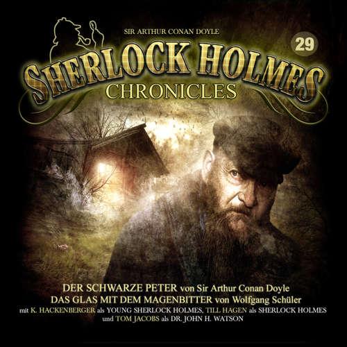 Hoerbuch Sherlock Holmes Chronicles, Folge 29: Der schwarze Peter - Sir Arthur Conan Doyle - Tom Jacobs