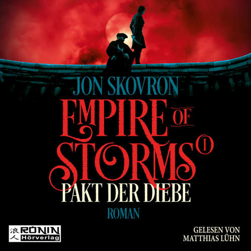Pakt der Diebe - Empire of Storms, Band 1