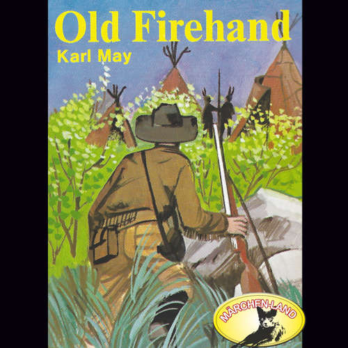 Hoerbuch Karl May, Old Firehand - Karl May - Kai Bronsema