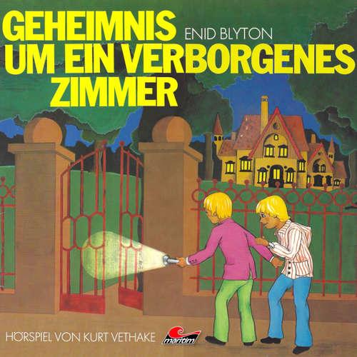 Hoerbuch Enid Blyton, Geheimnis um ein verborgenes Zimmer - Enid Blyton - Klaus Jespen