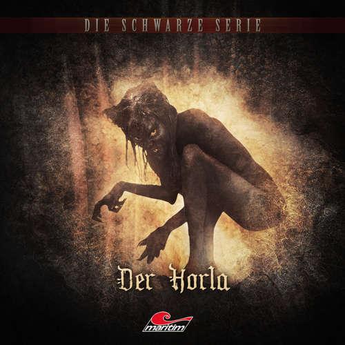 Hoerbuch Die schwarze Serie, Folge 11: Der Horla - Sebastian Weber - Torsten Michaelis