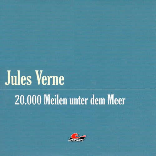 Hoerbuch Die große Abenteuerbox, Teil 3: 20,000 Meilen unter dem Meer - Jules Verne - Moritz Milar