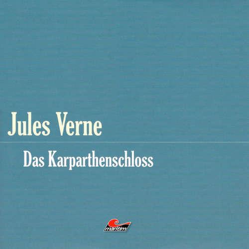 Hoerbuch Die große Abenteuerbox, Teil 4: Das Karparthenschloß - Jules Verne - Nicolas Böll