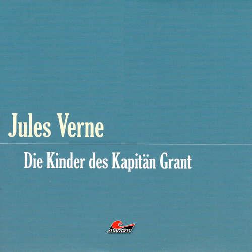 Hoerbuch Die große Abenteuerbox, Teil 6: Die Kinder des Kapitän Grant - Jules Verne - Peter Schiff