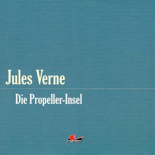Hoerbuch Die große Abenteuerbox, Teil 7: Die Propellerinsel - Jules Verne - Norbert Gastell