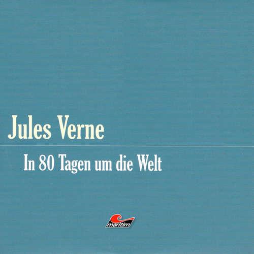 Hoerbuch Die große Abenteuerbox, Teil 8: In 80 Tagen um die Welt - Jules Verne - Klaus Jespen