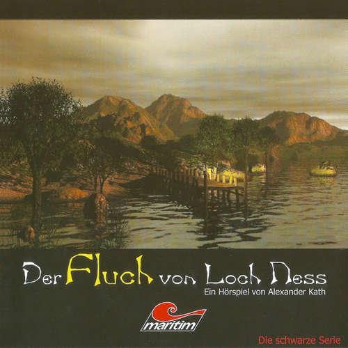 Hoerbuch Die schwarze Serie, Folge 3: Der Fluch von Loch Ness - Alexander Kath - Henry König