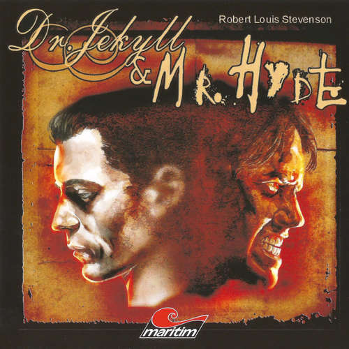 Hoerbuch Die schwarze Serie, Folge 5: Dr. Jekyll & Mr. Hyde - Robert Louis Stevenson - Udo Schenk