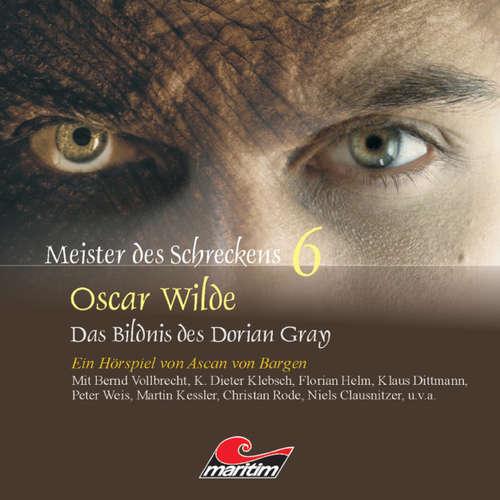 Hoerbuch Meister des Schreckens, Folge 6: Das Bildnis des Dorian Gray - Oscar Wilde - Bernd Vollbrecht