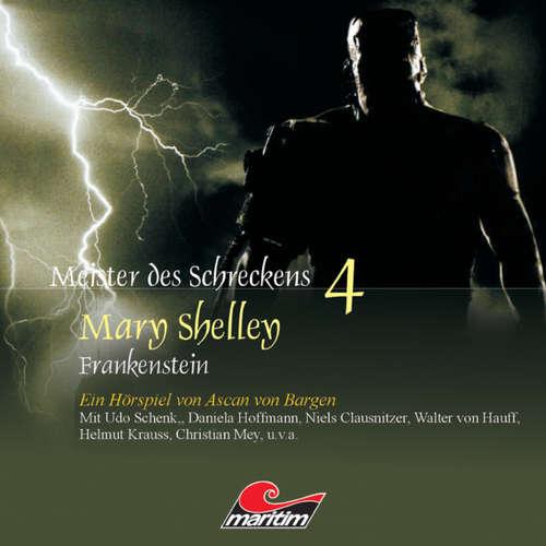 Hoerbuch Meister des Schreckens, Folge 4: Frankenstein - Mary Shelley - Christian Mey
