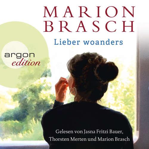 Hoerbuch Lieber woanders - Marion Brasch - Jasna Fritzi Bauer