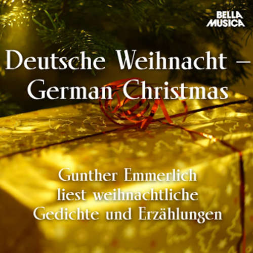 Gunther Emmerlich liest weihnachtliche Gedichte u. Erzählungen