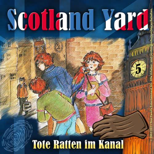 Scotland Yard, Folge 5: Tote Ratten im Kanal