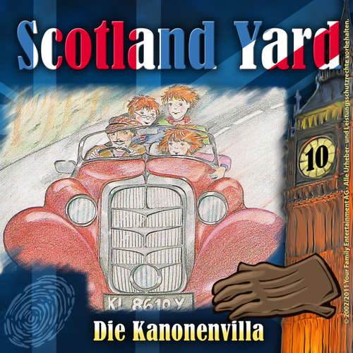 Scotland Yard, Folge 10: Die Kanonenvilla