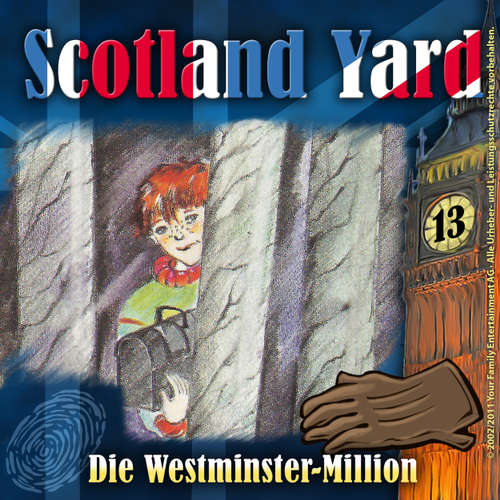 Scotland Yard, Folge 13: Die Westminster-Million