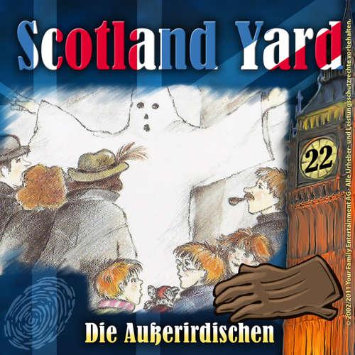 Scotland Yard, Folge 22: Die Außerirdischen