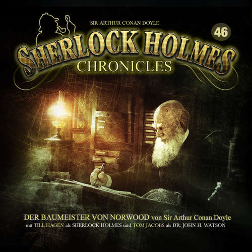 Hoerbuch Sherlock Holmes Chronicles, Folge 46: Der Baumeister von Norwood - Arthur Conan Doyle - Tom Jacobs