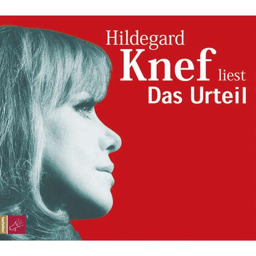 Hoerbuch Das Urteil - Hildegard Knef - Hildegard Knef