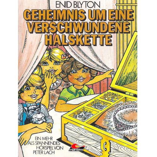 Hoerbuch Enid Blyton, Geheimnis um eine verschwundene Halskette - Enid Blyton - Wolfgang Kieling