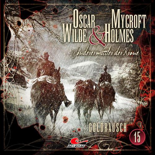 Oscar Wilde & Mycroft Holmes, Sonderermittler der Krone, Folge 15: Goldrausch