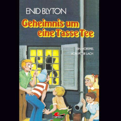Hoerbuch Enid Blyton, Geheimnis um eine Tasse Tee - Enid Blyton - Günther Dockerill