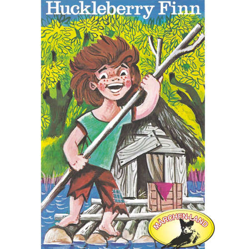 Hoerbuch Mark Twain, Huckleberry Finn - Mark Twain - Ensemble des Norddeutschen Puppentheaters