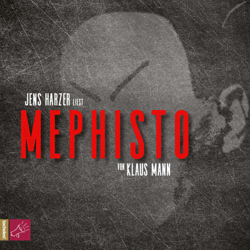 Hoerbuch Mephisto - Klaus Mann - Jens Harzer