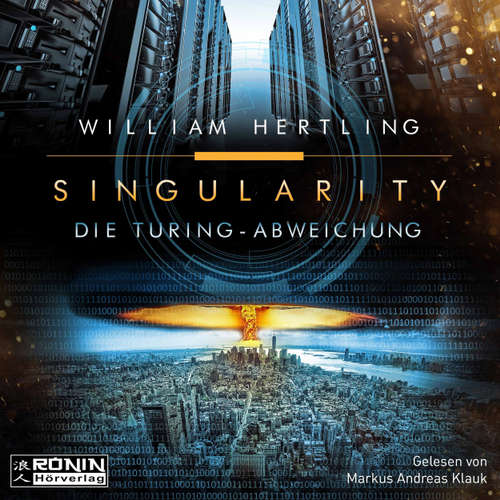 Die Turing Abweichung - Singularity, Band 4