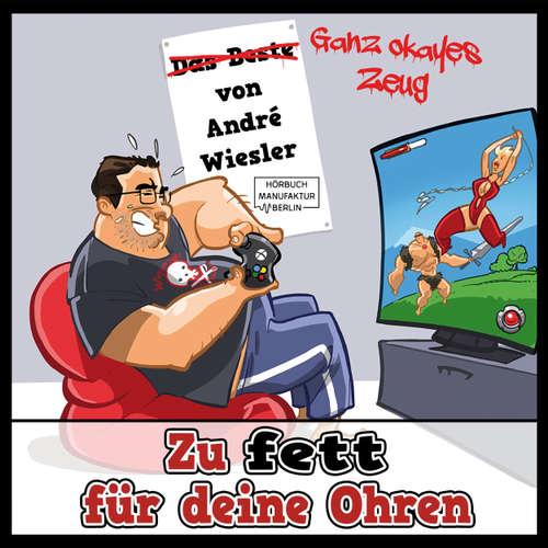 Hoerbuch Zu fett für deine Ohren - Ganz okayes Zeug - André Wiesler - André Wiesler