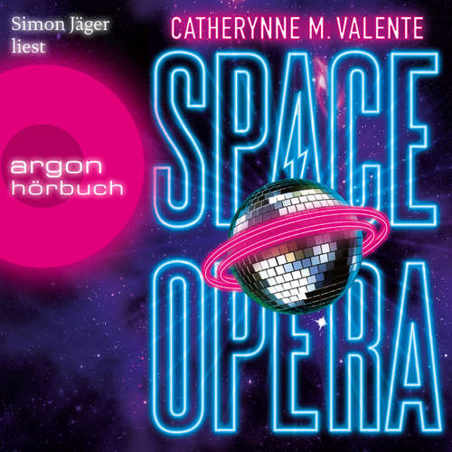 Audiobook Space Opera - Catherynne M. Valente - Simon Jäger