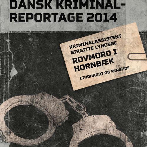 Audiokniha Rovmord i Hornbæk - Dansk Kriminalreportage - Birgitte Lyngsøe - Finn Andersen