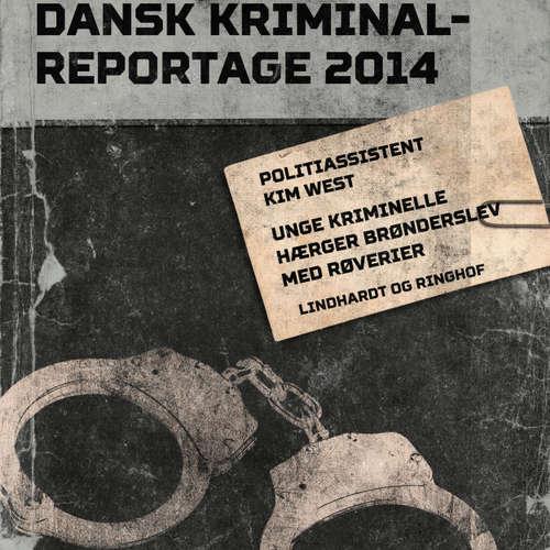 Audiokniha Unge kriminelle hærger Brønderslev med røverier - Dansk Kriminalreportage - Kim West - Finn Andersen