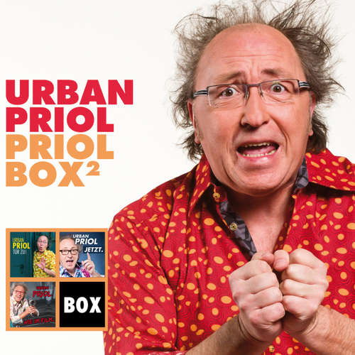 Hoerbuch Priol Box 2 - Urban Priol - Urban Priol