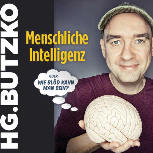 Hoerbuch HG. Butzko, Menschliche Intelligenz - HG. Butzko - HG. Butzko