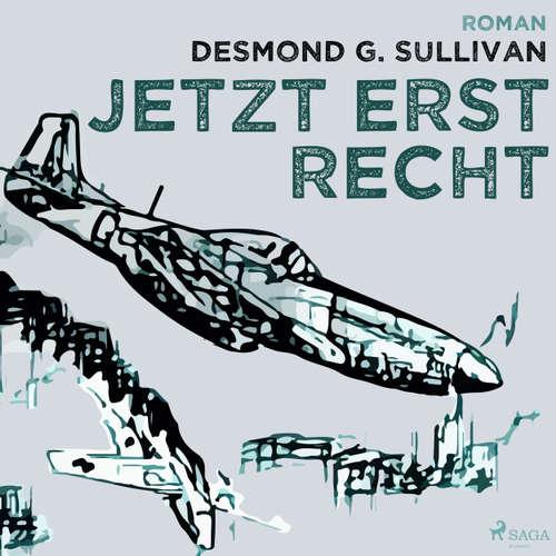 Hoerbuch Jetzt erst recht - Fliegergeschichten 8 - Desmond G. Sullivan - Robert Frank