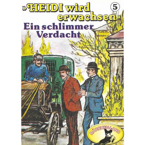 Heidi, Heidi wird erwachsen, Folge 5: Ein schlimmer Verdacht