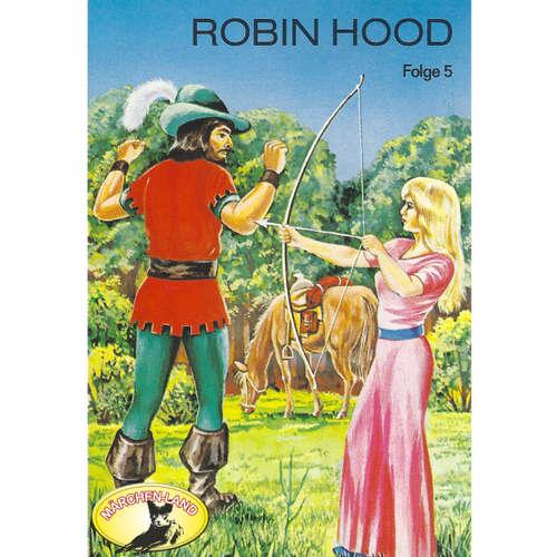 Hoerbuch Robin Hood, Folge 5 - Rudolf Lubowski - Süddeutsches Jugendensemble