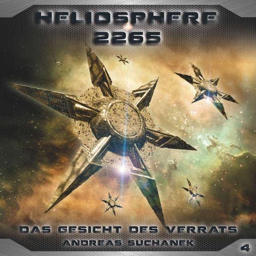 Hoerbuch Heliosphere 2265, Folge 4: Das Gesicht des Verrats - Andreas Suchanek - Thomas Schmuckert