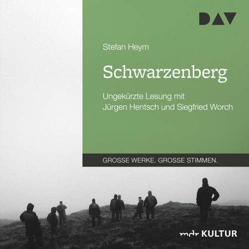 Hoerbuch Schwarzenberg - Stefan Heym - Jürgen Hentsch