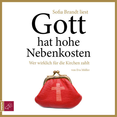 Hoerbuch Gott hat hohe Nebenkosten - Eva Müller - Sofia Brandt
