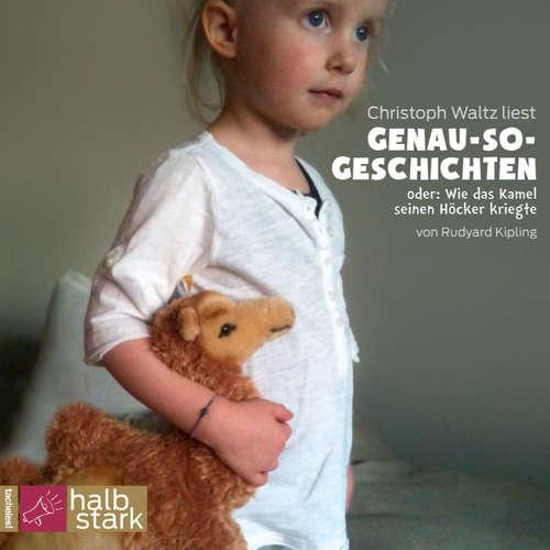 Hoerbuch Genau-so-Geschichten - Rudyard Kipling - Christoph Waltz