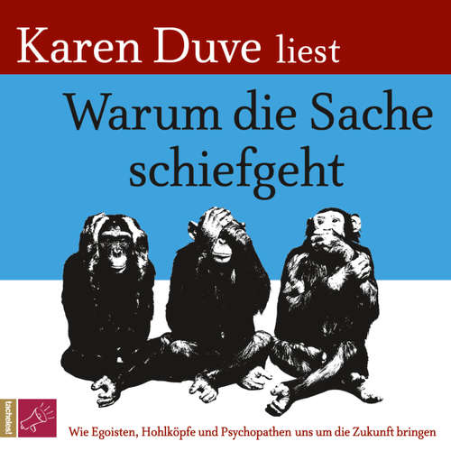 Hoerbuch Warum die Sache schiefgeht - Karen Duve - Karen Duve