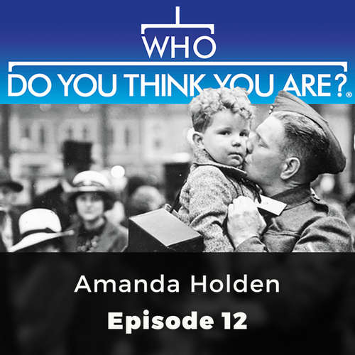Audiobook Amanda Holden - Who Do You Think You Are?, Episode 12 - Claire Vaughn - Olivia Mace