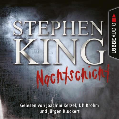Hoerbuch Nachtschicht - 20 Erzählungen - Stephen King - Jürgen Kluckert