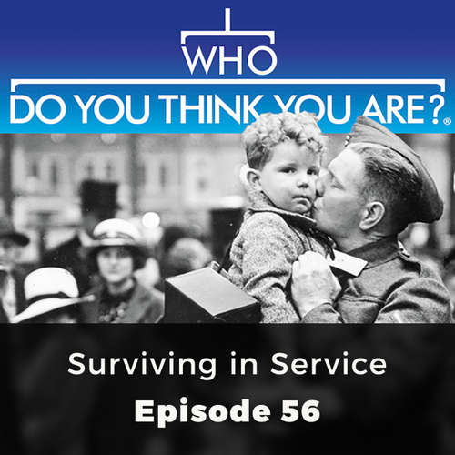 Audiobook Surviving in Service - Who Do You Think You Are?, Episode 56 - Michelle Higgs - Chetan Pathak