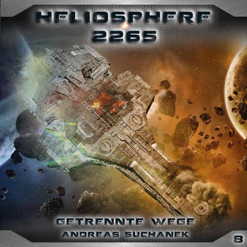 Hoerbuch Heliosphere 2265, Folge 8: Getrennte Wege - Andreas Suchanek - Thomas Schmuckert