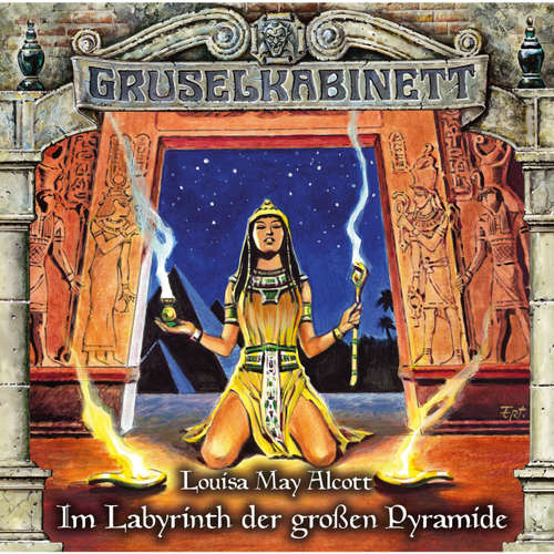 Gruselkabinett, Folge 148: Im Labyrinth der großen Pyramide