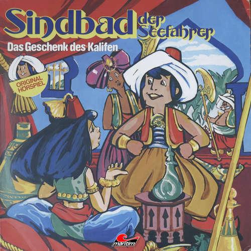 Hoerbuch Sindbad der Seefahrer, Das Geschenk des Kalifen - Toyo Tanaka - Horst Frank
