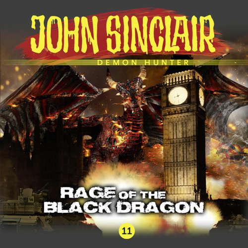 Audiobook John Sinclair, 11: Rage of the Black Dragon - Gabriel Conroy - Andrew Wincott